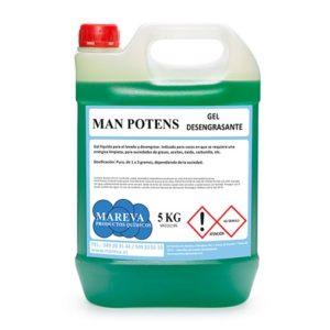 MAN POTENS 5