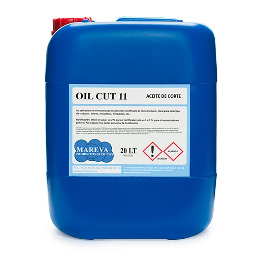 OIL CUT 11 20
