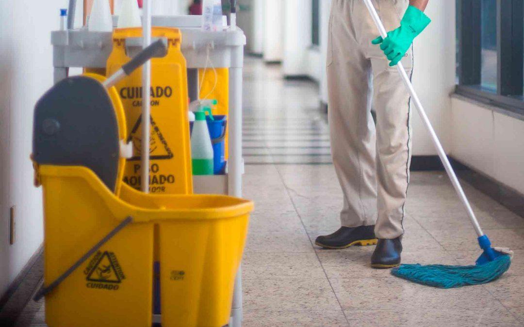 Limpieza e higiene en hostelería: Productos desengrasantes