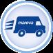 icono furgoneta