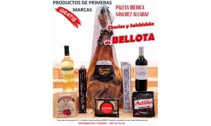 LOTE IBÉRICOS DE BELLOTA