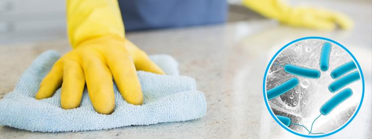 ¿Cual es la diferencia entre limpieza y desinfección?