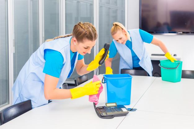Como limpiar un colegio