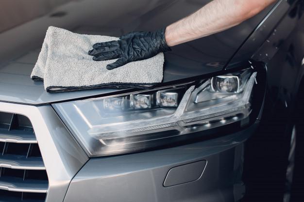 Cómo desinfectar el interior del coche