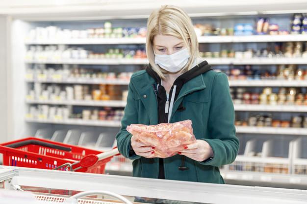como desinfectar la comida