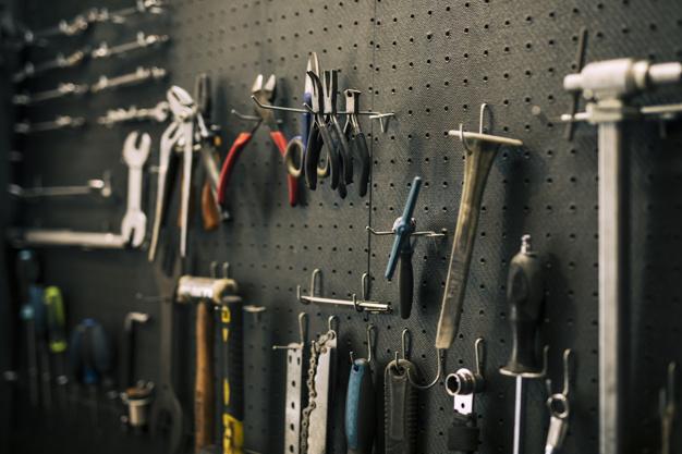 Cómo lograr orden, organización y limpieza en el taller